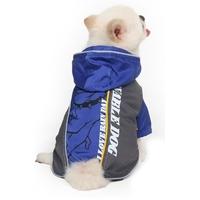 IMPERMEABLE POUR CHIEN imperméable bleu Pitbull pour chien