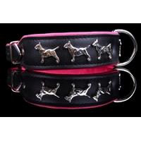 COLLIER POUR CHIEN collier rose pour chien Bull Terrier