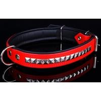 COLLIER POUR CHIEN collier Urbain rouge pour chien