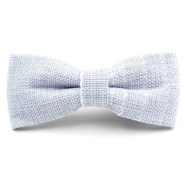 barrette en tissu bleu pour chien