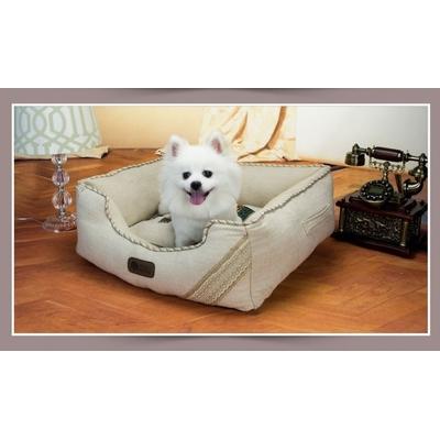 couffin pour chien couffin motif l phant pour petit chien. Black Bedroom Furniture Sets. Home Design Ideas