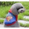 JOGGING SUPERMAN BLEU POUR CHIEN