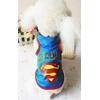 T-SHIRT SUPERMAN POUR CHIEN