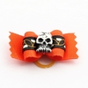 BARRETTE HALLOWEEN ORANGE POUR CHIEN