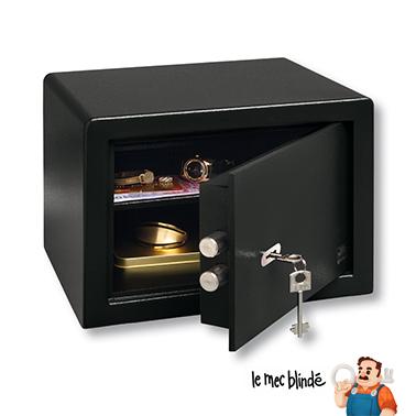 coffre fort h tel burg w chter p2 serrure cl 20 l le mec blind. Black Bedroom Furniture Sets. Home Design Ideas