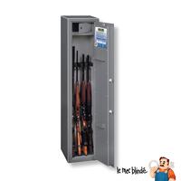 Armoire à fusils BURG WÄCHTER Ranger A5E Serrure Electronique
