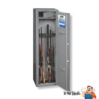 Armoire à fusils BURG WÄCHTER Ranger W7E Serrure Electronique