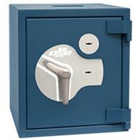 Coffre-fort blindé haute qualité OLLE AP3D Serrure à double clés 100 L