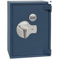 Coffre-fort blindé haute qualité OLLE AP3EEN Serrure à Clé et Electronique 100 L