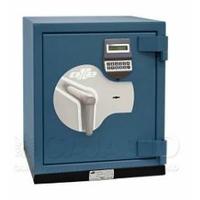 Coffre-fort blindé haute qualité OLLE AP3BRP Serrure à Clé et Electronique 100 L