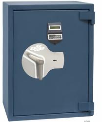 Coffre-fort blindé haute qualité OLLE AP2BEN Serrure à Clé et Electronique 45 L