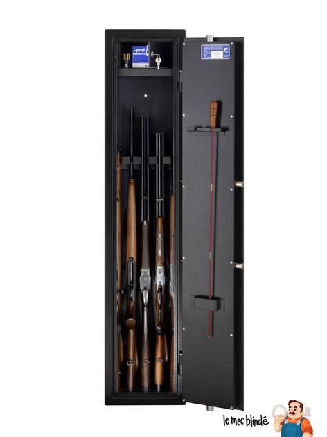 armoire fusils blind e burg w chter ranger r s1 5s. Black Bedroom Furniture Sets. Home Design Ideas