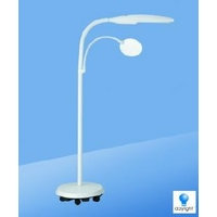 Lampe daylight™ sur pied, blanc