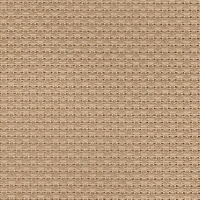 Toile aida beige 8 points