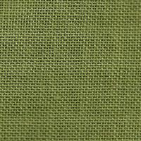 Lin 12 fils vert olive