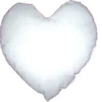 Rembourrage coussin coeur
