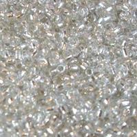 mIcro perle 1,5mm spécial broderie argenté