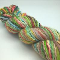 Pelote dégriffée multicolore