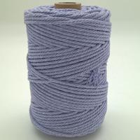 Corde à macramé lilas