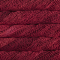 Malabrigo Sock ravelry Red