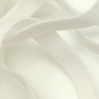 Elastique lingerie blanc  10 mm