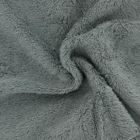 Eponge bambou coloris gris foncé