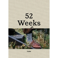 lAINE magazine : 52 weeks of socks
