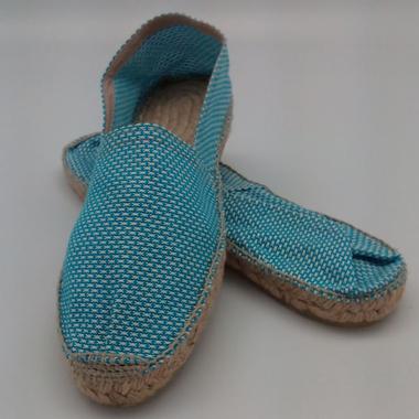 espdrilles bleue