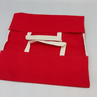 porte tarte rouge
