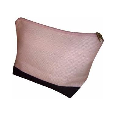 pochette-zippee-rose-et-noire
