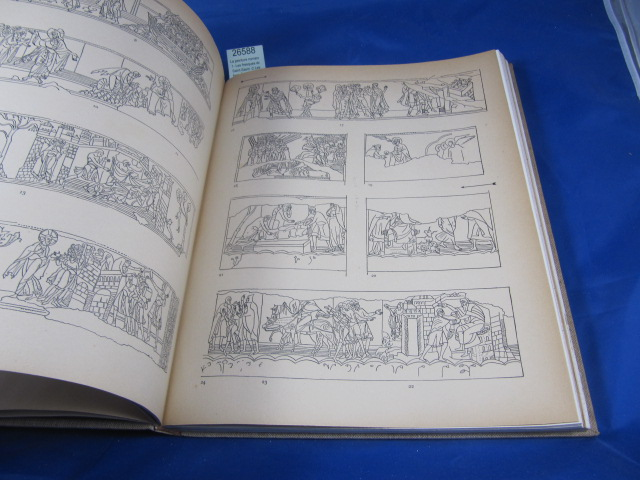 Gaillard : La peinture romane 1- Les fresques de Saint-Savin -2 Les fresques de Tavan... - D750 ...
