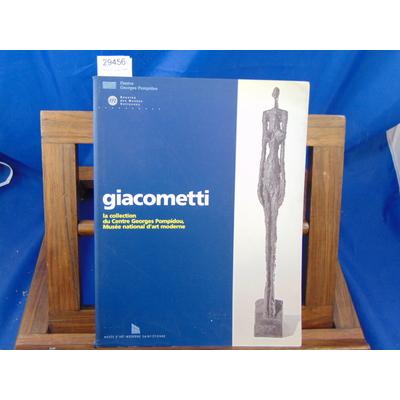 Beaumell Agnes de : Alberto Giacometti...