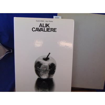 BALLO Guido : Alik Cavaliere...