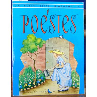Collectif  : Poésies Illustrations de Sally Tate...
