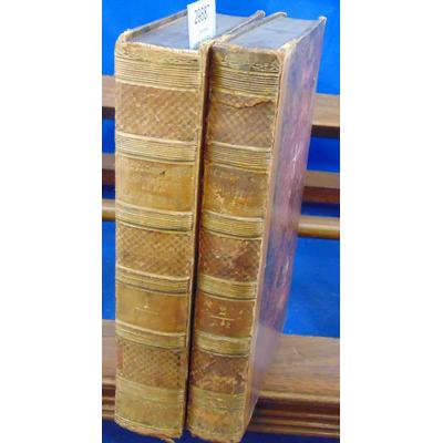 Nodier Charles et : Dictionnaire universel de la langue Française redige d'apres le dictionnaire de l'academie