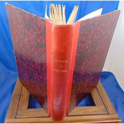 collectif  : Le journal des voyages et des Aventure de Terre et Mer  1883 année complète ...
