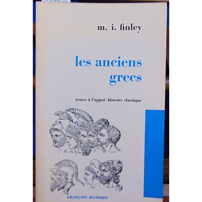 Finley M. I : Les anciens grecs...