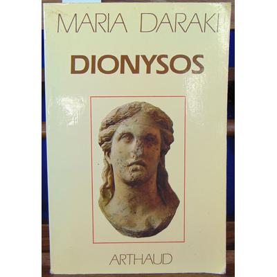 Daraki Maria : Dionysos...