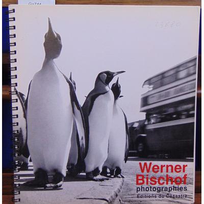 perret jean : Werner Bischoff photographies...