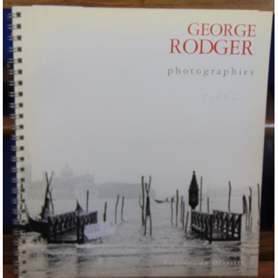 caigher  : Georges Rodagh photographies...