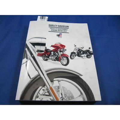 collectif : Harley-Davidson Pièces et accessoires genuine motor 2012...