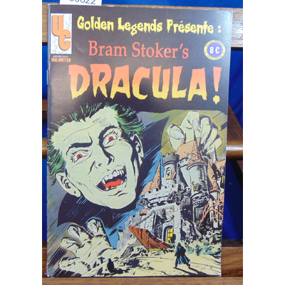 collectif  : Golden Legends N°1 Dracula !...