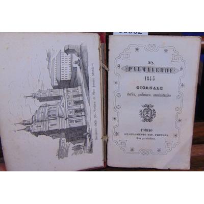 collectif  : Le palmaverde 1843...