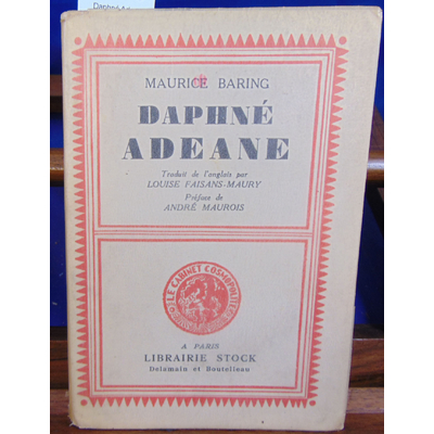 Baring Maurice : Daphné Adeane...