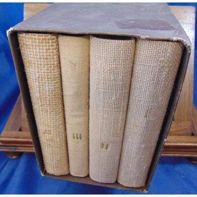 Haddad Père grégoire : Prière orientale des églises. 4 volumes...