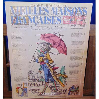 collectif  : vieilles maisons Françaises Les Vosges n°109 septembre-octobre 1985...