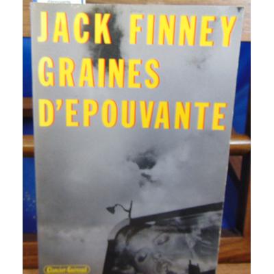 Finney Jack : Graines d'épouvante...