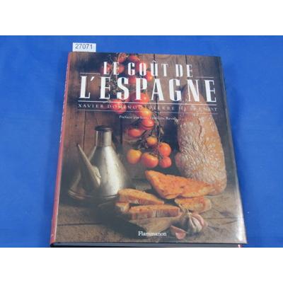 domingo : Le gout de l'espagne : Traditions gourmandes et recettes ...