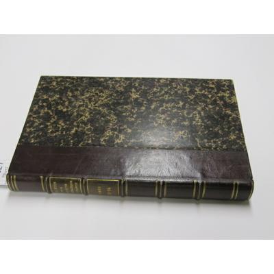 Divers (Appell : bulletin de la société mathématique de France. Tomes 13e année 1884 – 1885 et 14e année  1885