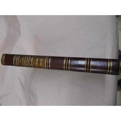 Divers (Appell : bulletin de la société mathématique de France. Tomes 15e année 1886 – 1887 et 16e année  1887